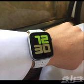 ساعة شبيهة أبل 99 ريال الاصدار الخامس اسوارة هدية معها