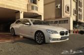 للبيع BMW730LI نظيفة جدا بودي وكالة