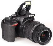 كاميرا نيكون D5500 مع عدسة 18-55