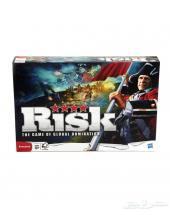 لعبة الاستراتيجية الشهيرة ريسك ( Risk )