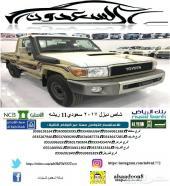 تويوتا شاص 2017 سعودي ديزل 11ريشة