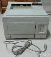 للبيع طابعة ليزر (HP) مستعملة