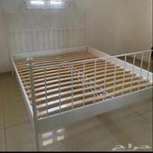سرير ايكيا مع مرتبه