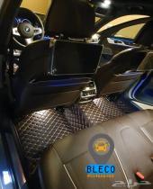 ارضيات داخلية على BMW الفئة السابعة