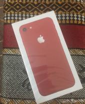 للبيع ايفون7 احمر
