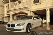 للبيع BMW730LI نظيييفة جدا بودي وكالة
