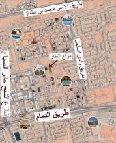 بلك بموقع مميز بحي الرمال قريب من الشيخ جابر