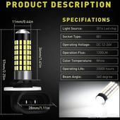 اضاءة LED كشافات ضباب .