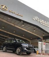 تويوتا GX.R تورينق ديزل 2020 سعودي