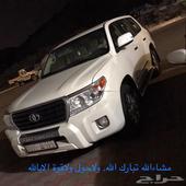لاندكروزرصالون سعودي GXR3 V6 مديل2015فل كامل