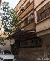 بيت ربع مؤثث كامل للبيع بحي نخب