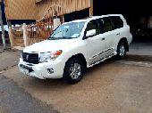تايوتا جي اكس ار 2015 سعودي وكاله ماشي km 111