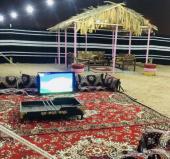 مخيم جاهز للايجار جده  عوائل و شباب