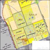 للبيع ارض تجارية شارع 52 في مخطط المنح 83ج س