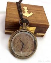 ساعة جيب فكتوريا بعلبه خاصه