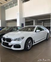 BMW 750LI M 2016 الناغي مخزن