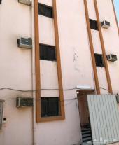 عماره 3 ادواى للبيع في شارع الحج بسعر ارض