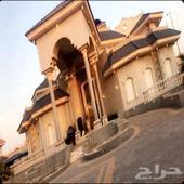قصر فخم جدا في حي الخليج المربع الذهبي 2500 م