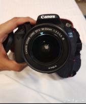 كاميرا احترافيه كانون EOS D600