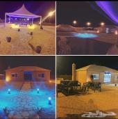 مخيم الفهد ( قسمين و قسم ) VIP