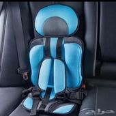 كرسي أمان للسيارة ( كارسيت ) مبطن 65 ريال