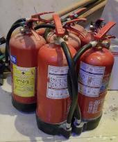 طفايات حريق للبيع