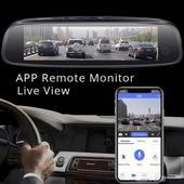 كاميرة مراقبة السيارة من الجوال