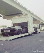 سطحاتVIPلشحن ونقل السيارات من إمارات_السعودية