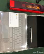 جهاز Surface Pro 5 جديد مع قلم وكيبورد
