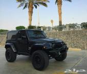 لعشاق التميز jeep رانجلر معدل كامل ومخزن بجده