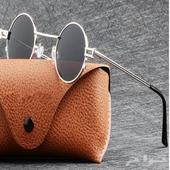 نظارات مدورة