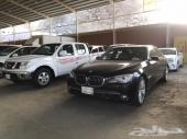 740 2012 BMW
