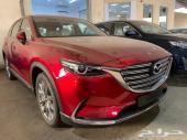 مازدا cx9 فل لون احمر موديل 2020 بسعر 131000