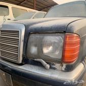 مرسيدس 560 SEL موديل 1990