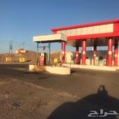 محطة بنزين للايجار