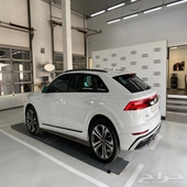 شبه جديد Audi Q8 2019