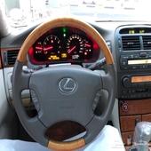 Ls 430 سعودي