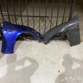 وجهية مازيراتي جيبلي رفارف صدامات قطع مازيراتي مستخدمة