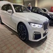 بي ام دبليو أبيض مستخدم BMW 2020