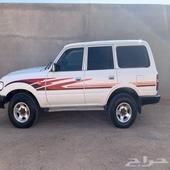 سيارة جيب 1997 ديزل