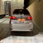 حراج السيارات كورلا ستاندر Xli 2020 سعودي اقل سعر ونسبه