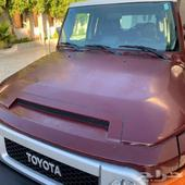 تيوتا اف جي 2008 للبيع