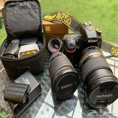 كاميرا نيكون D750 فل فريم