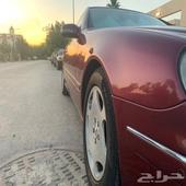 مرسيدس سي ال 500 Mercedes CL