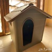 منزل قطط وكلاب صغيره