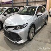 تويوتا كامري GLE بنزين 4 سلندر سعودي جديد 2020