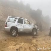 تاهو 2012 مصدوم محافظة بلقرن مدينة سبت العلايه
