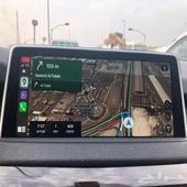 تفعيل ابل كاربلي لسيارات بي ام دبليو Apple CarPlay BMW