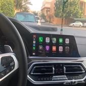 برمجة جميع خصائص بي ام دبليو CarPlay BMW خرائط 2021