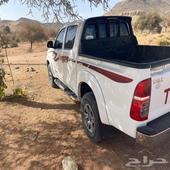 هيلوكس 2014 سعودي دبل ظهران الجنوب. الحرجه